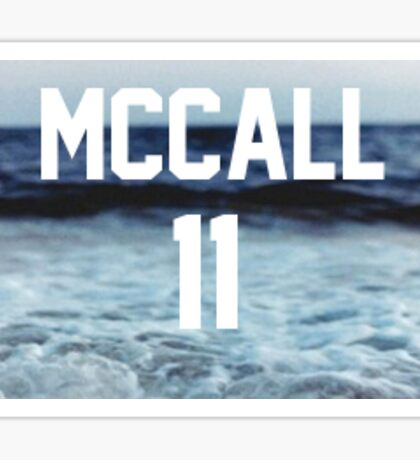 Scott McCall Sticker