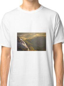 Mountain Landscape Nature Fine Art Photography 0003 Classic T-Shirt