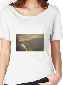 Mountain Landscape Nature Fine Art Photography 0003 Women's Relaxed Fit T-Shirt