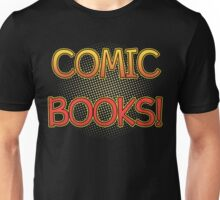 Comic Books T Shirt Unisex T-Shirt