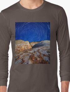 Rocky Mountain Magic Sky Nature Fine Art Photography 0004 Long Sleeve T-Shirt