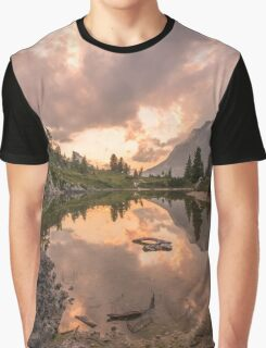 Forest River Nature Fine Art Photography 0005 Graphic T-Shirt