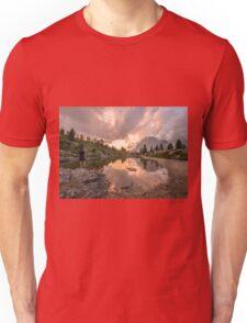 Forest River Nature Fine Art Photography 0005 Unisex T-Shirt