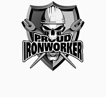 Proud Ironworker|Skull and Spuds Unisex T-Shirt