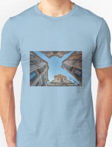 City Vintage Building Fine Art Photography 0006 Unisex T-Shirt