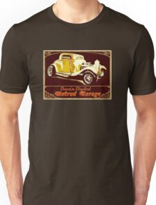 Dave's Digital Hot Rod Garage Unisex T-Shirt