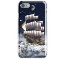 Fantasy Sailingship iPhone Case/Skin