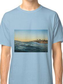 Riding Waves Ocean Nature Fine Art Photography 0012 Classic T-Shirt