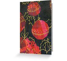 Xmas Card Design 9  Greeting Card