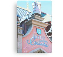 Castle Couture Canvas Print