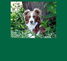 Beauty In Camouflage - Border Collie - NZ Unisex T-Shirt