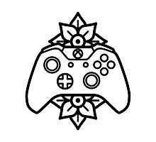 Xbox R00lz Photographic Print