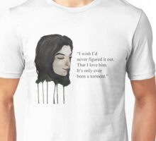 Torment Quote Unisex T-Shirt