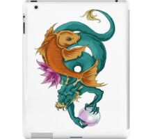 Dragon and Koi iPad Case/Skin