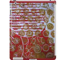 Xmas Card Design 7  iPad Case/Skin