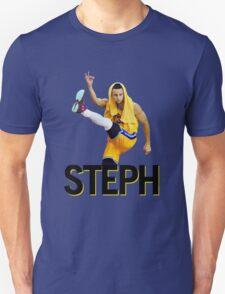 Curry Three Pose Unisex T-Shirt