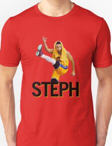 Curry Three Pose T-Shirt