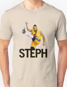 Curry Three Pose T-Shirt