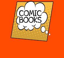 Comic Books Thought Bubble T Shirt Unisex T-Shirt