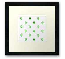 Peridot's Boxers Framed Print