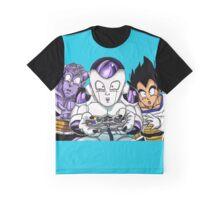 Freeza, vageta, cell Graphic T-Shirt