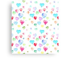 Love is sweet.! Canvas Print