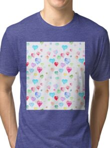 Love is sweet.! Tri-blend T-Shirt