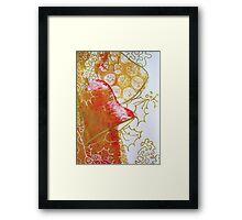 Xmas Card Design 2  Framed Print