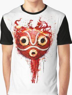 princess mononoke mask Graphic T-Shirt