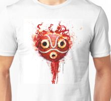 princess mononoke mask Unisex T-Shirt