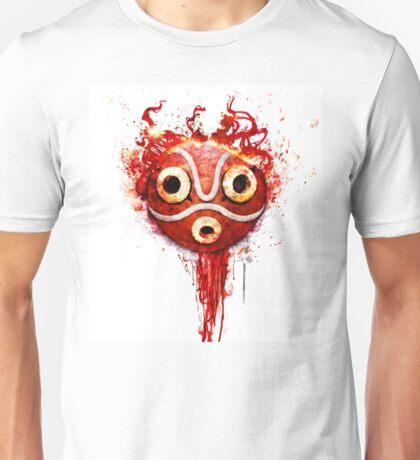 princess mononoke mask Unisex T-Shirt
