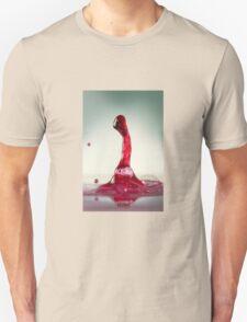 Water Art  T-Shirt
