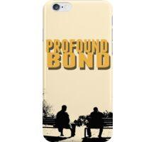 destiel profound bond phone case iPhone Case/Skin