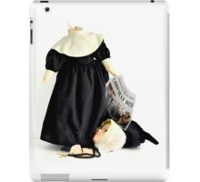 NEWS OF THE DAY iPad Case/Skin