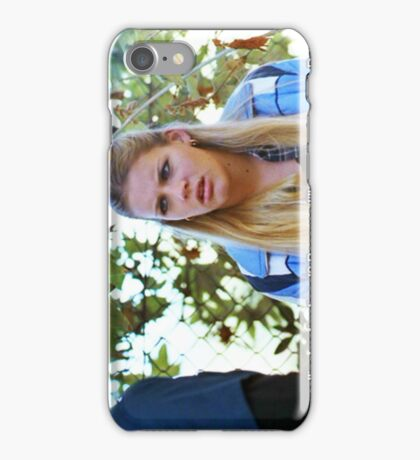 kim//freaks and geeks iPhone Case/Skin