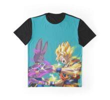 GOku Fight Graphic T-Shirt