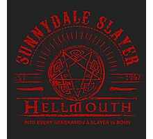Hellmouth Photographic Print