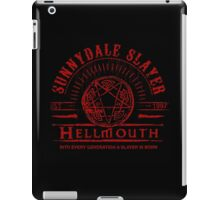 Hellmouth iPad Case/Skin