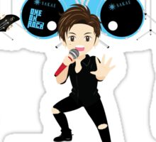 ONE OK ROCK band Sticker