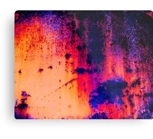 """""""Fire and Water"""" Metal Print"""