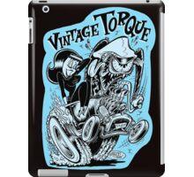 HOT ROD : Vintage Torque iPad Case/Skin