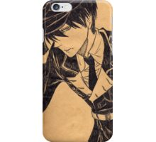 Levi- Soldier (Shingeki no Kyojin) iPhone Case/Skin