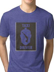 Classic Movie : Taxi Driver Tri-blend T-Shirt