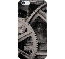 Gold Dredge Gears iPhone Case/Skin