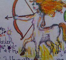 Sagitarius Fairie by MardiGCalero