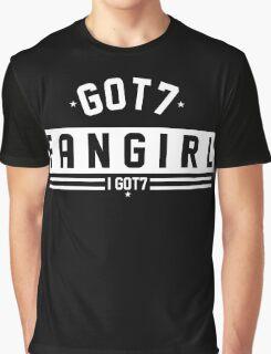 FANGIRL GOT7 Graphic T-Shirt