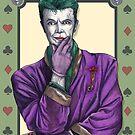 Bowie Joker by Draganmac