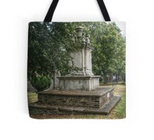 St Mary Magdalene Church Monument Tote Bag
