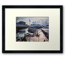 Darling Harbour Framed Print