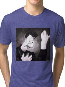 Meemees (Heroes) Tri-blend T-Shirt